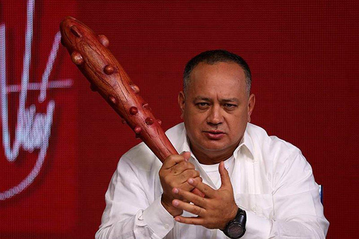 Cabello dice que dará detalles este lunes de lo ocurrido en la Asamblea Nacional
