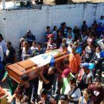 Luto en Cagua: Así despidieron a los 11 jóvenes que murieron calcinados