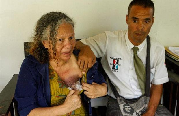Fallece Elizabeth Salazar: la paciente oncológica que protestó ante el Ministerio de Salud