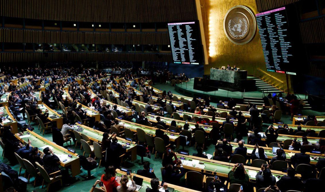 Venezuela perdió su derecho al voto en la ONU por las deudas de Maduro