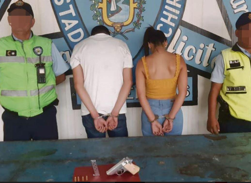 Los detenidos fueron puestos a la orden del Ministerio Público.
