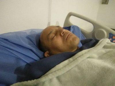 """Operaron de emergencia al diputado José Sánchez """"Mazuco"""" este sábado"""