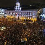 Madrid: Guaidó entre lagrimas pide perdón a los venezolanos