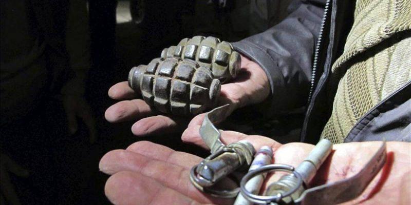 Dos niños mueren por estallido de una granada en Charallave