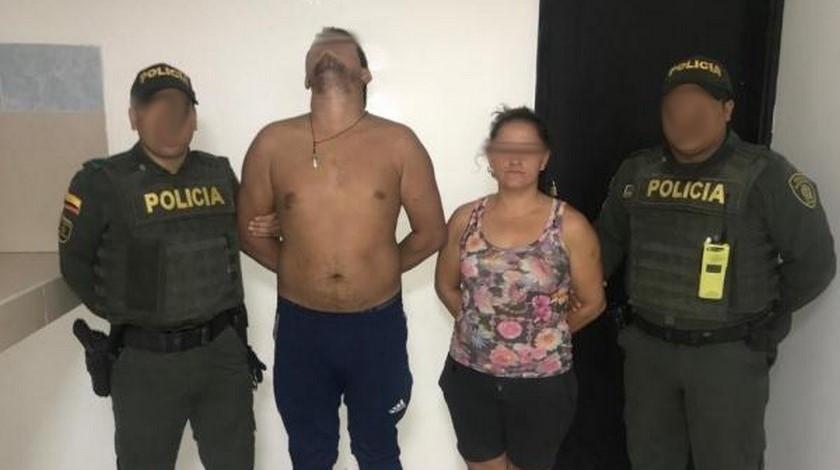Colombia: Por quemarle la ropa al esposo terminó prendiendo toda su casa, que es alquilada