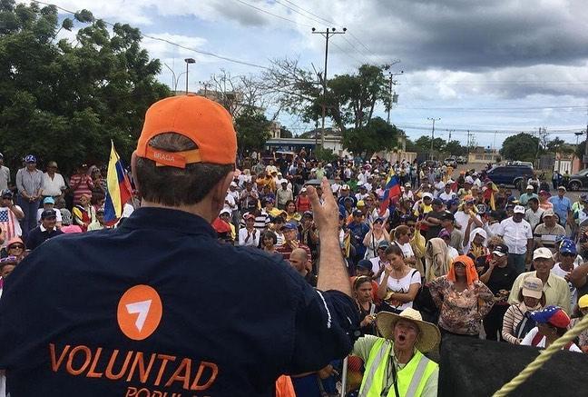 Voluntad Popular atiende solicitud de Guaidó y lo releva de su militancia