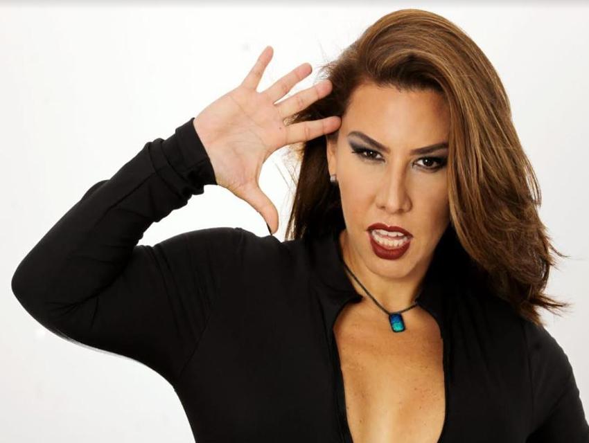 Vanessa Senior fue víctima de la delincuencia en Chile