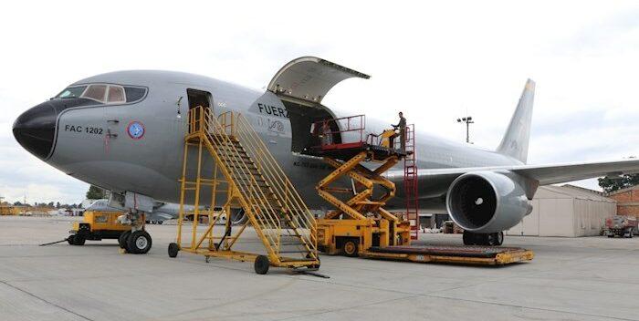 Una venezolana entre los repatriados en avión militar colombiano por el coronavirus