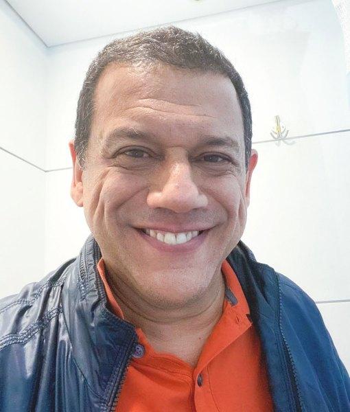 Con buen humor Emilio Lovera habló de su proceso de recuperación del cáncer