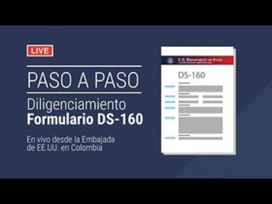 Conoce los pasos para que los venezolanos soliciten visa a Estados Unidos desde Colombia
