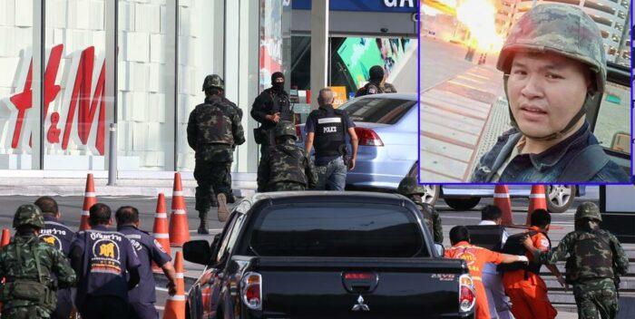 Al menos 27 muertos en la matanza de Tailandia