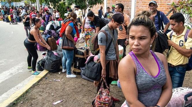 Gobierno peruano anunció que ampliará prórroga migratoria a venezolanos
