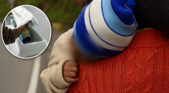 Bebé murió de frío en brazos de su madre venezolana mientras cruzaban un páramo