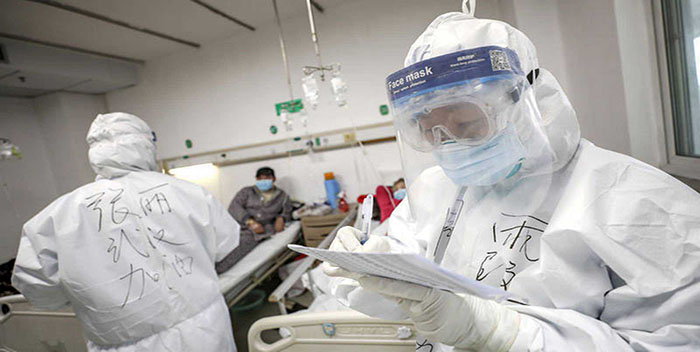 China eleva a 1.665 los fallecidos por el coronavirus
