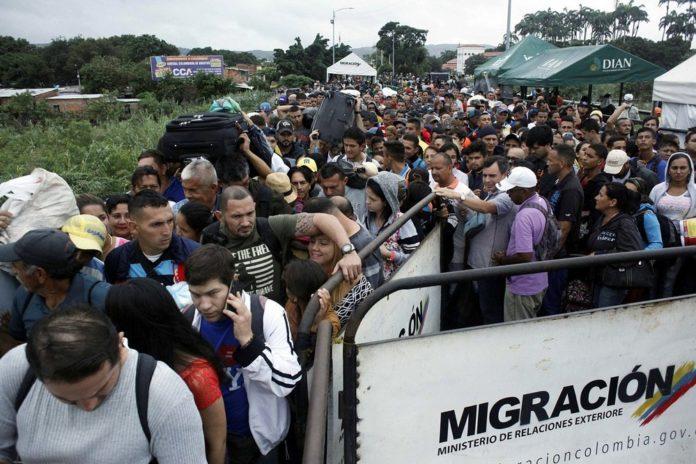EFE: Cada día asesinan a dos personas en la frontera con Venezuela