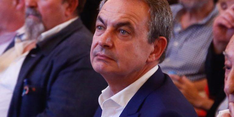 España afirma que Rodríguez Zapatero viajó a Venezuela a título particular