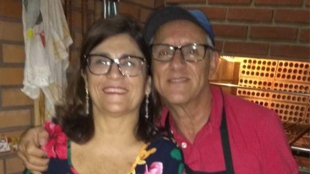 Pereira perdió a su esposo tras su fiesta de cumpleaños.