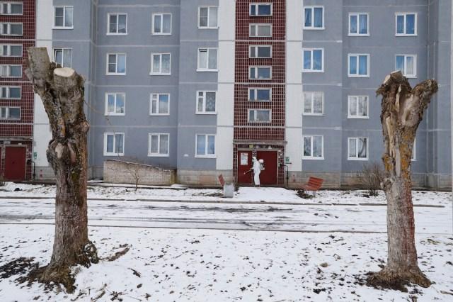 Un hombre mata a tiros a cinco personas que hacían ruido bajo su ventana en Rusia