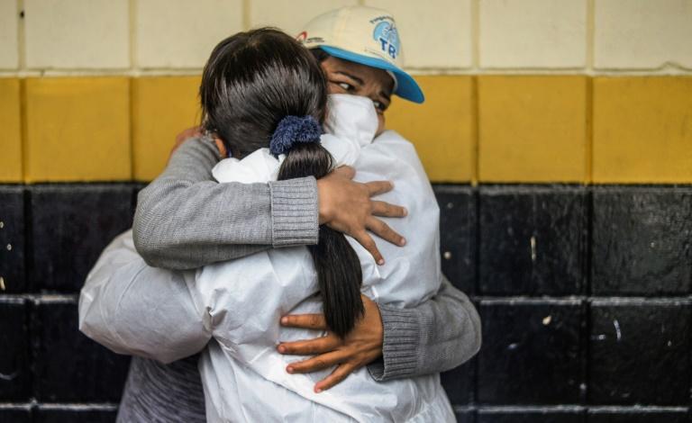 Un motin carcelario por temor al coronavirus deja 14 heridos en Peru