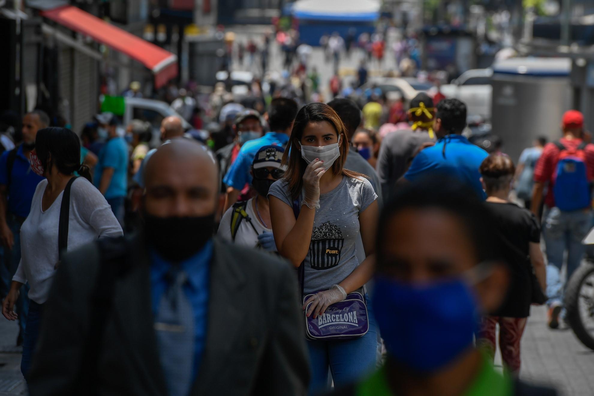 Fotografía de Federico Parra | AFP