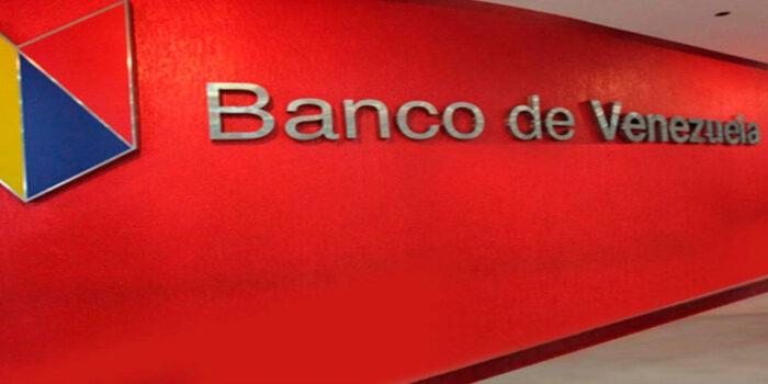 Transferencias entre clientes del Banco Venezuela no tendrán límites