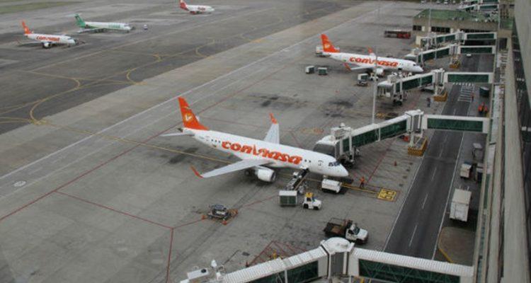 Inac extendió la suspensión de vuelos comerciales hasta el 12 de septiembre