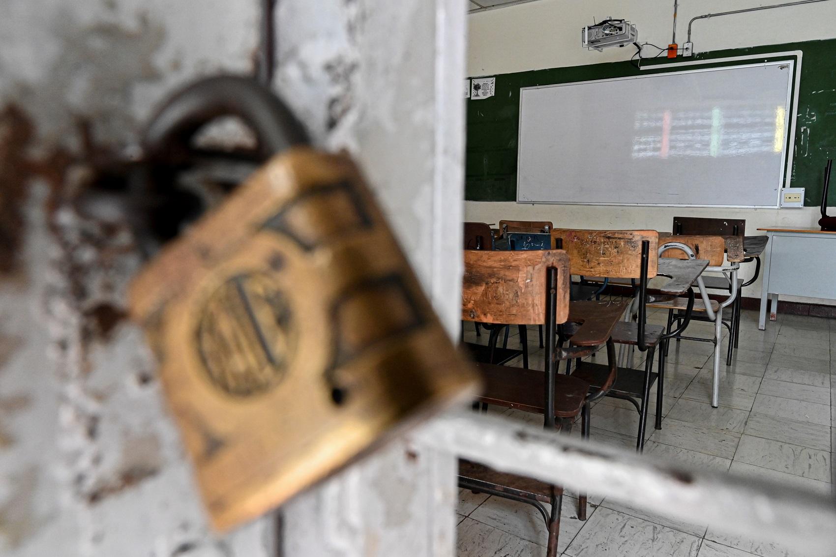 Fotografía de Luis Robayo | AFP