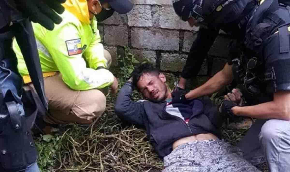 Venezolano secuestró por 6 días a mujer en Ecuador